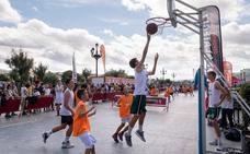 Viernes de baloncesto en Alderdi Eder