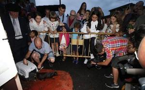 Polémica en Cantabria por la fiesta de La Gata Negra