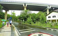 Técnicos revisan cada año la seguridad de un centenar de viaductos en Gipuzkoa