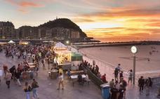 Dos detenidos por una presunta violación a una menor en San Sebastián