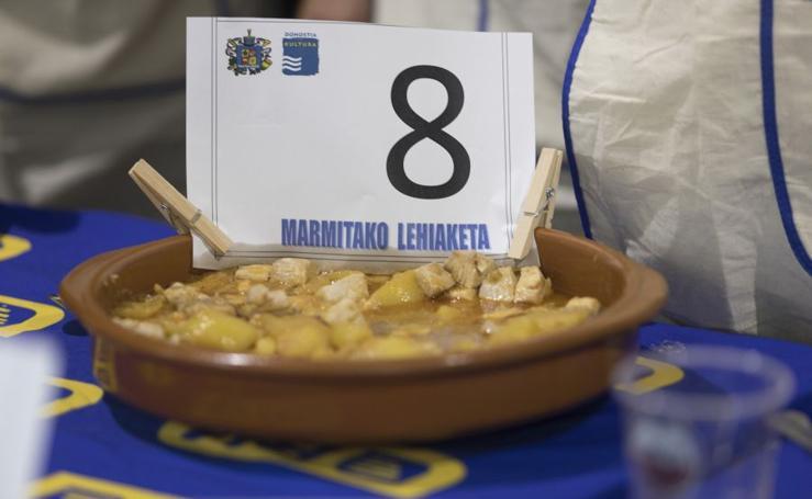 XI Concurso de Marmitako