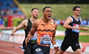 Orlando Ortega vuela para lograr la victoria en Birmingham y el liderato