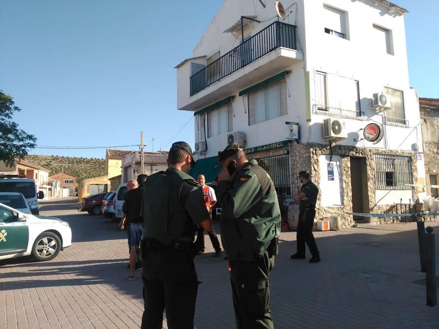 Un hombre mata a otro con una escopeta y hiere a otros tres en un bar de Valladolid