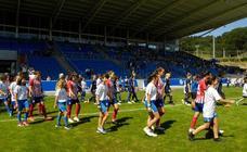 EL PSG se proclama capón del Gipuzkoa Elite Women Football Cup