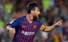 Messi reedita el día de la marmota