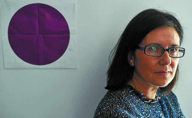 Izaskun Landaida: «Hay que reflexionar sobre el modelo festivo y ver si es constructivo»
