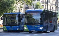 El uso de autobuses de Dbus crece en Semana Grande