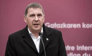 Otegi cree «decepcionante» la política de presos de Sánchez