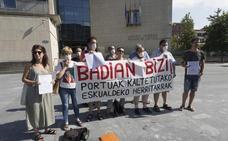 Vecinos de Pasaia llevan a la Fiscalía el incendio de chatarra por «posible delito contra la salud pública»