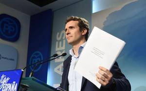 La Comunidad de Madrid hizo objeciones en 2013 al máster cursado por Casado
