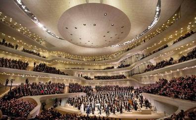 La orquesta de la Filarmóncia de Hamburgo interpretará a Mahler y Brahms en la Quicena Musical