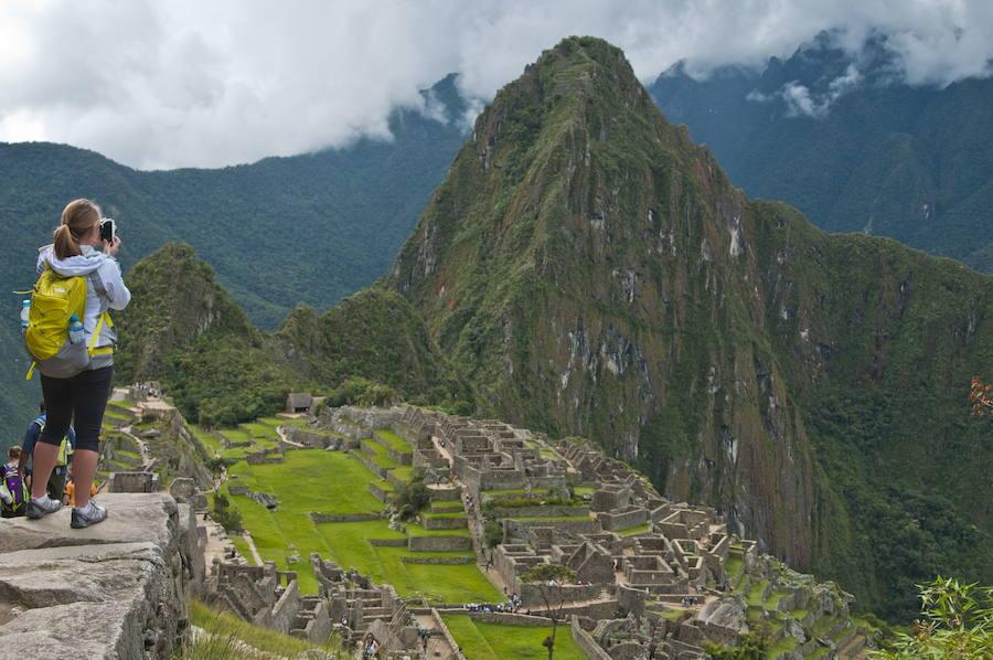 La última batalla del Machu Picchu