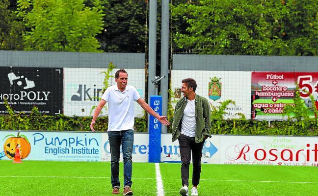 Aitor Gorostegui y Dani Palencia: «Un excelente árbitro es capaz de ganarse el respeto de los jugadores en el campo»