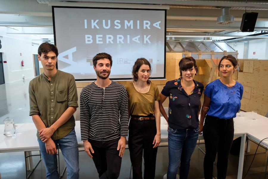 «Ikusmira Berriak supone una oportunidad única para nuestras futuras películas»