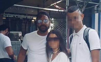 Ricky Martin, de vacaciones en San Sebastián