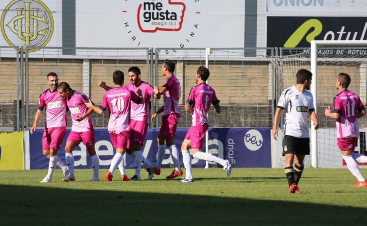 Real Unión 1 - Gimnástic 1