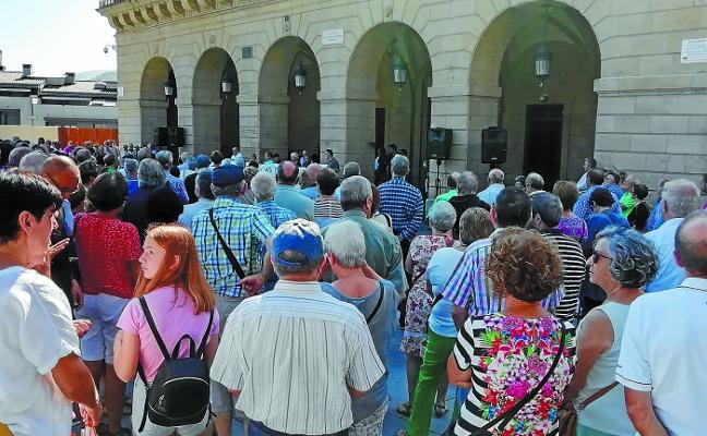 El gasto en pensiones se dispara un 5,3% en Gipuzkoa, hasta 218 millones