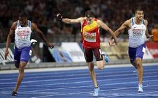 Bruno Hortelano correrá su primer 100 en 25 meses y atacará dos récords