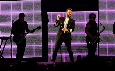 Ricky Martin, en San Sebastián: «Intento no sobrepasar la fina línea de lo sensual a lo vulgar»