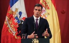 Pedro Sánchez reunirá un consejo de ministros en Barcelona y otro en Andalucía antes de fin de año