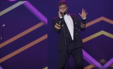Ricky Martin hace subir la fiebre en San Sebastián