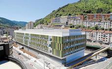 El nuevo hospital de Eibar abrirá en noviembre