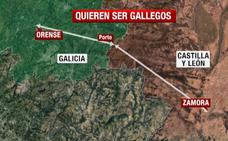 Porto, el pueblo zamorano que quiere ser gallego