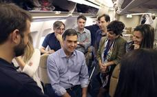 PP y Ciudadanos votan que Sánchez comparezca en el Senado mientras está de viaje