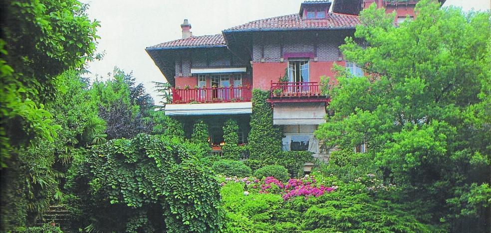 Otra villa de Donostia será derribada en las próximas semanas