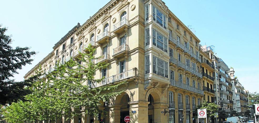 Un nuevo hotel en el centro de San Sebastián