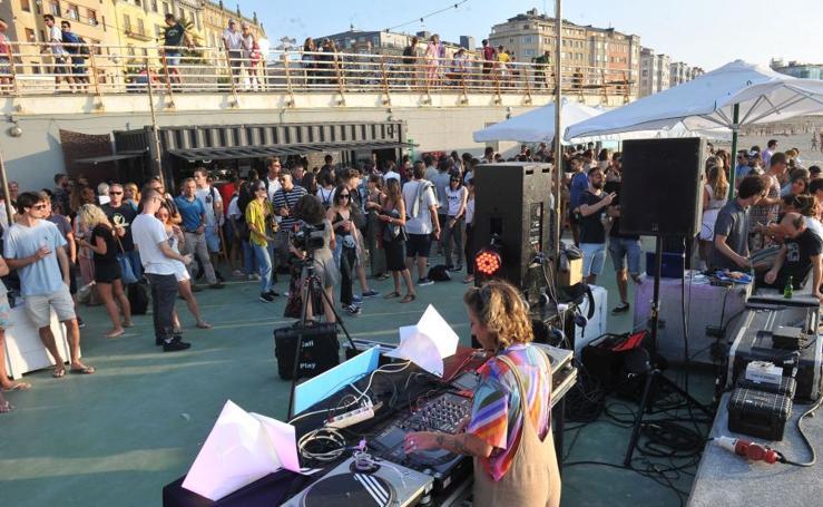 Arranca el Festival Dantz de música electrónica