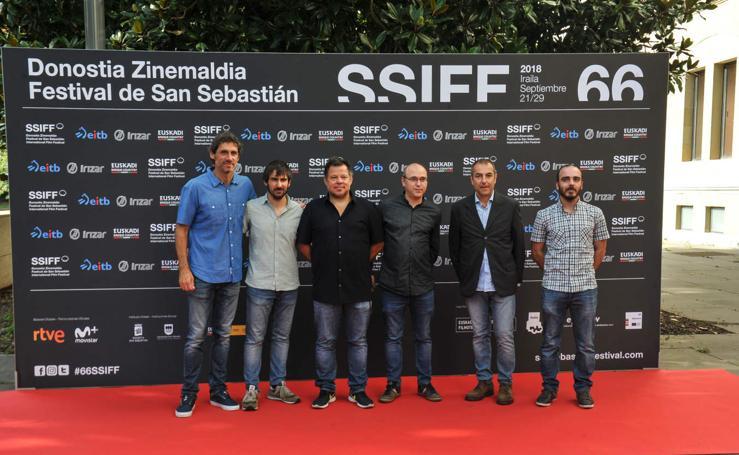 La 66 edición del Festival de San Sebastián acogerá más producciones vascas que nunca