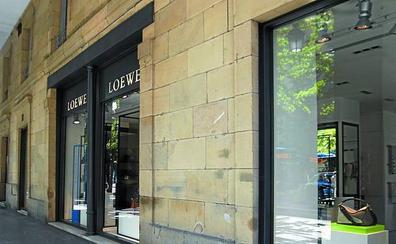 Loewe echa el cierre tras 70 años en San Sebastián
