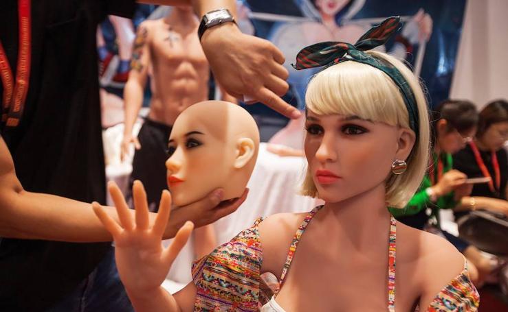 Asia Adult Expo en Hong Kong