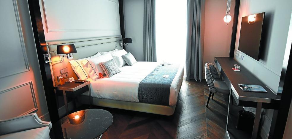 El Ayuntamiento de San Sebastián limitará la transformación de edificios residenciales enteros en hoteles