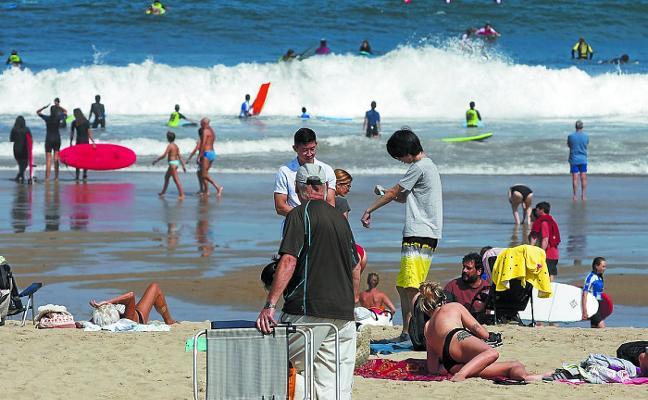 El «veranillo» de septiembre deja atrás un agosto seco en la costa y húmedo en el interior