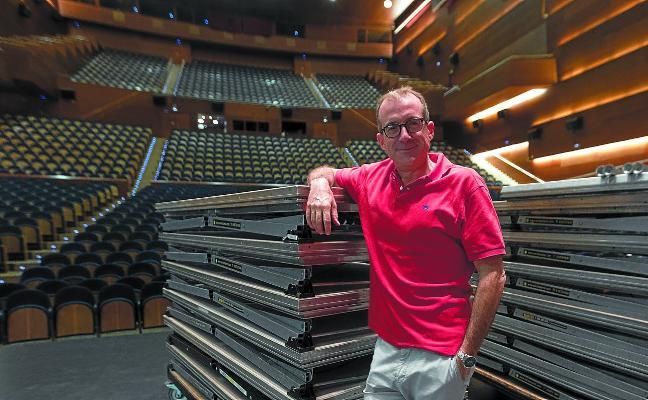 Patrick Alfaya (Director de la Quincena Musical): «La asignatura pendiente es crecer en Francia y atraer al público francés»