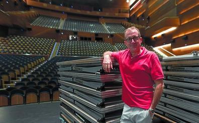 Patrick Alfaya (Director de la Quincena Musical): «Queremos que la inauguración de 2019 sea en la calle»