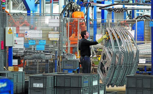 La automoción se consolida como nuevo motor de las exportaciones guipuzcoanas