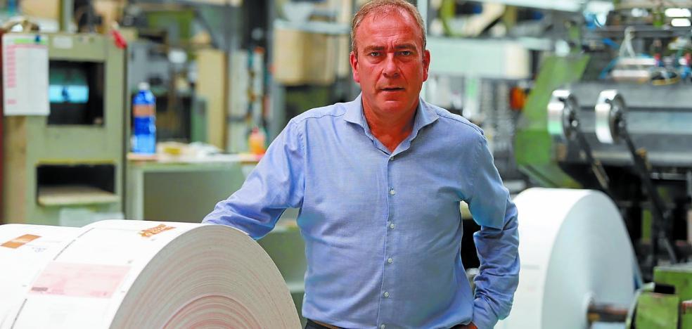 Eduardo Aizpurua (Empresario): «Hay que fomentar la colaboración entre empresas para un beneficio mutuo»