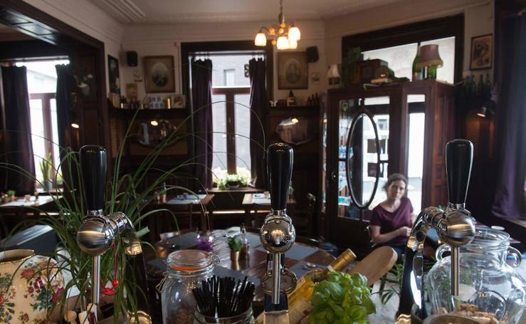 Bélgica apuesta por los cafés históricos