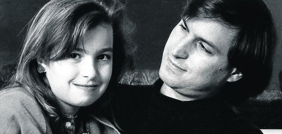 Steve Jobs, a su hija: «Hueles como un váter»