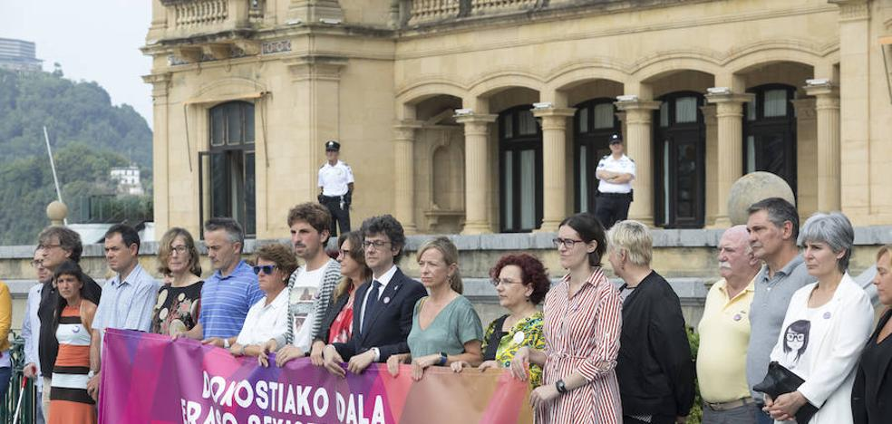 Se duplicará la seguridad en la playa de la Zurriola tras la última agresión sexual en Donostia