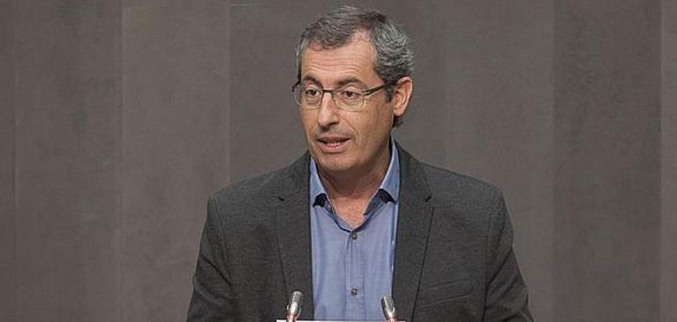 Olano respalda «totalmente» las bases del nuevo estatus y aboga por «institucionalizar» el derecho a decidir