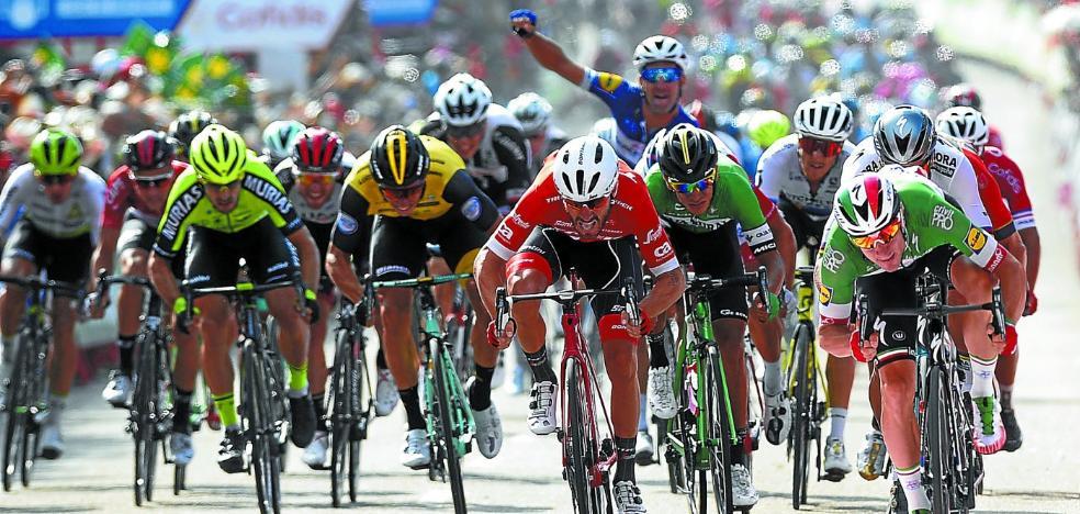 Vuelta a España: Sabatini pone el espectáculo