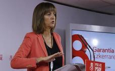 El PSE, dispuesto a «ceder» en el nuevo estatus, pero «sin sobrepasar la legalidad»