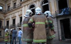 El museo destruido por un incendio en Brasil no tenía seguro ni brigada de bomberos