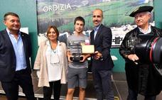 San Sebastián Gastronomika se hace con el queso ganador de ordizia