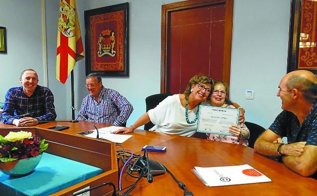 El Ayuntamiento, Atzegi y Gureak renuevan el convenio 'Pauso Berriak'