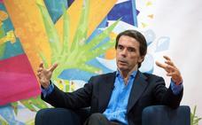 Aznar será citado en la Comisión que investiga la supuesta financiación ilegal del PP